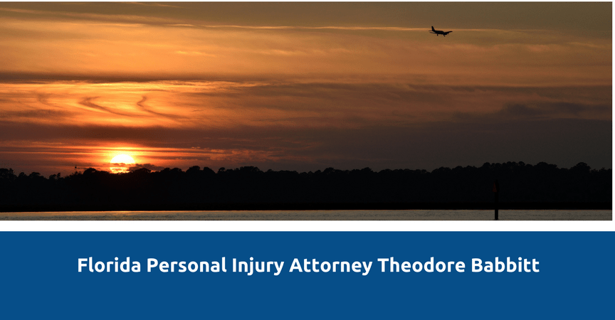Florida Personal Injury Attorney Theodore Babbitt