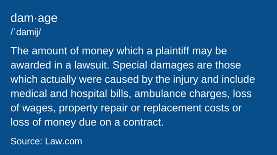 definition-of-damages-in-law