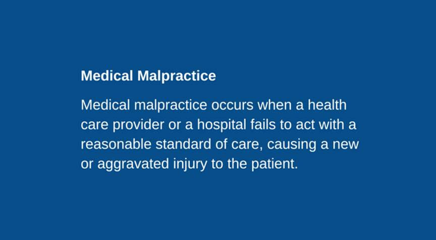 Medical Negligence Lawyer Talks Medical Malpractice