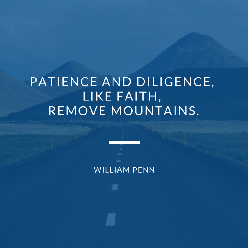 diligence-quote