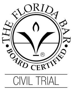 Florida Bar Board Cert Logo (R)