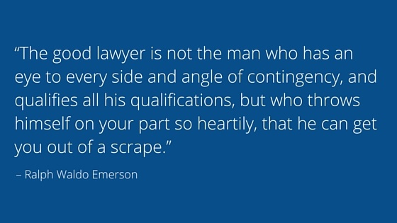 what makes a good lawyer