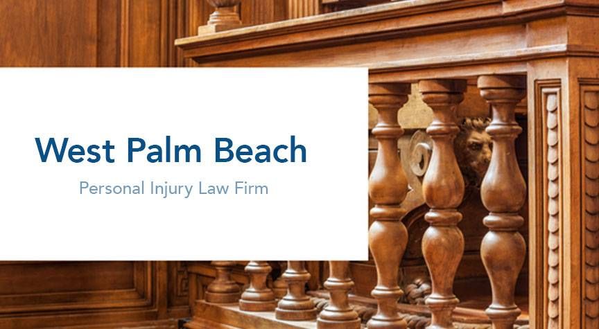 West Palm Beach Personal Injury Law Firm
