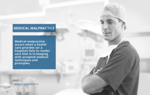 How Does Med Malpractice Occur