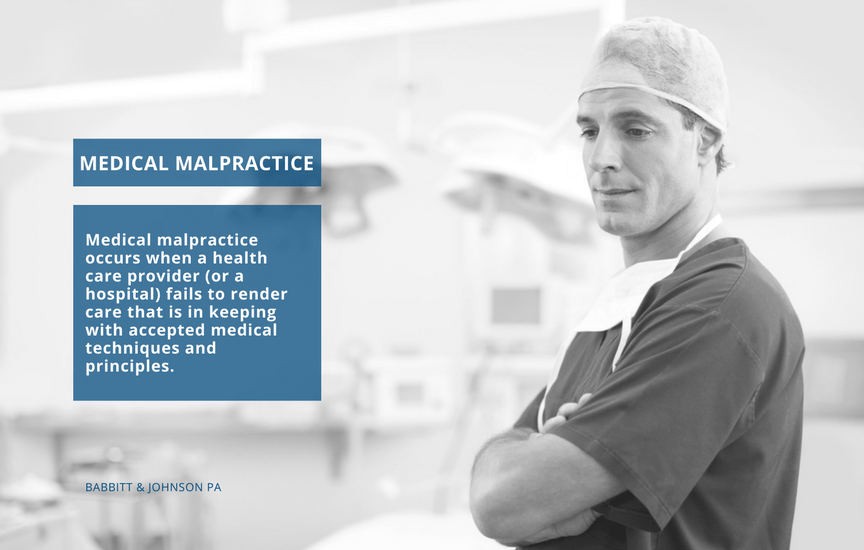 How Does Medical Malpractice Occur?