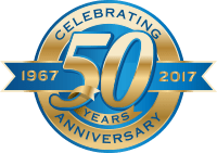 babbitt_50_years_seal_blue