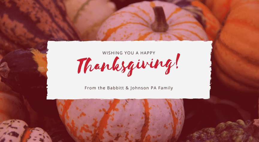 Happy Thanksgiving from Your Florida Attorneys