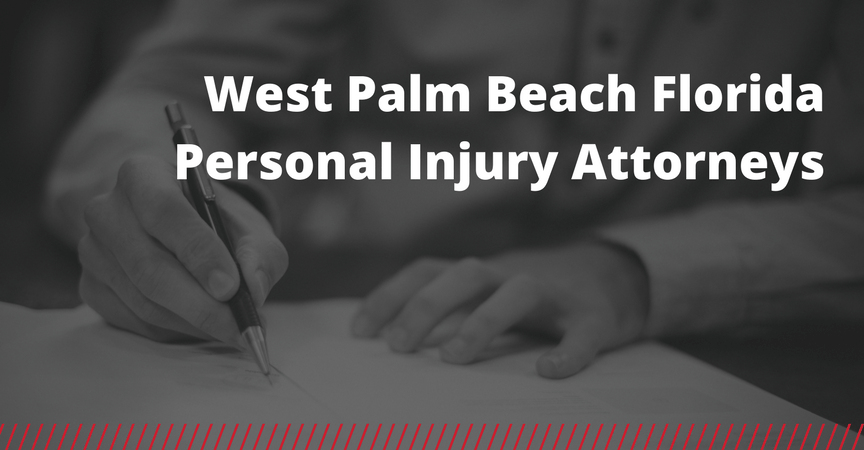 West Palm Beach Florida Personal Injury Attorneys