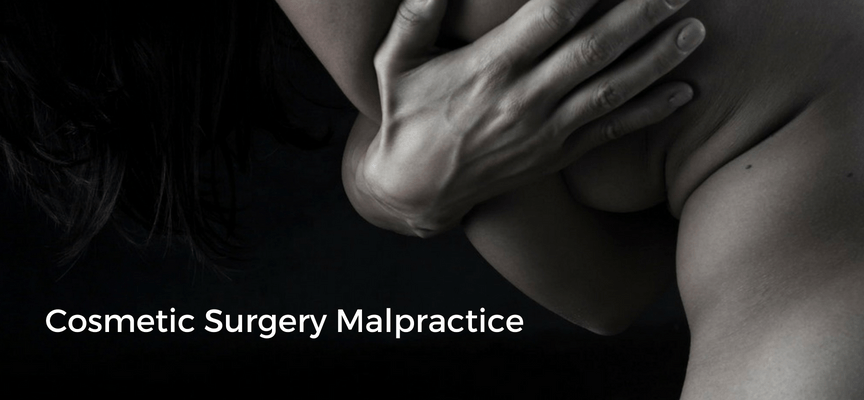 Getting Justice for Cosmetic Surgery Malpractice