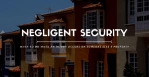 Babbitt and Johnson Negligent Security Attorneys
