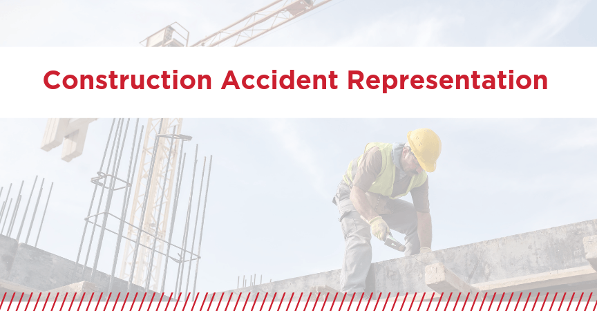 Construction Accident and Construction Fatality Representation