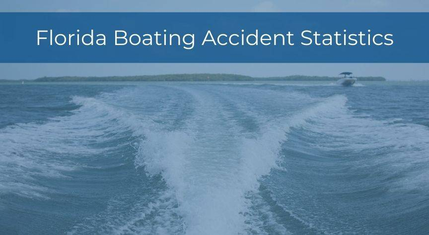 Florida Boating Accident Statistics