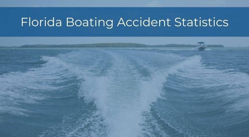 Florida Boating Accident Statistics