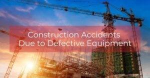 Florida Construction Accident Attorney