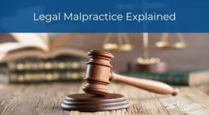 florida legal malpractice explained