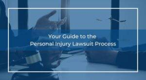 your guide to the personal injury lawsuit process