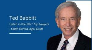 ted babbitt south florida legal guide top lawyer 2021