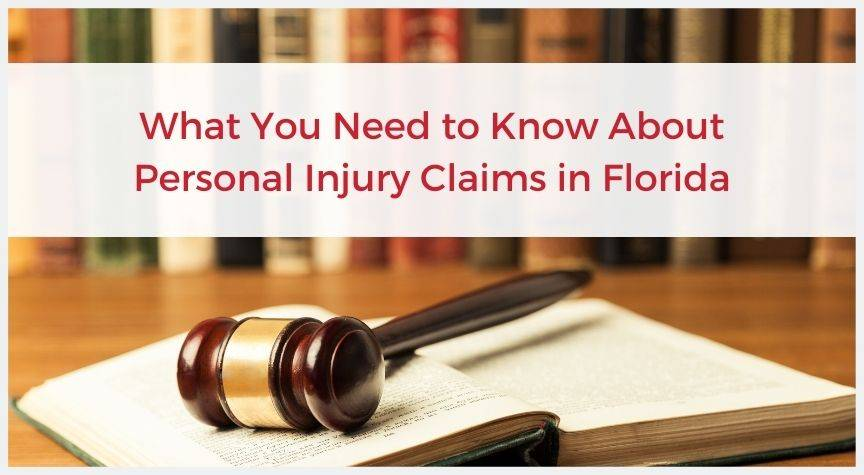What You Need to Know About Personal Injury Claims in Florida